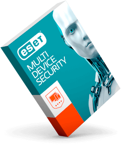 ESET® Multi-Device Security Pack Image