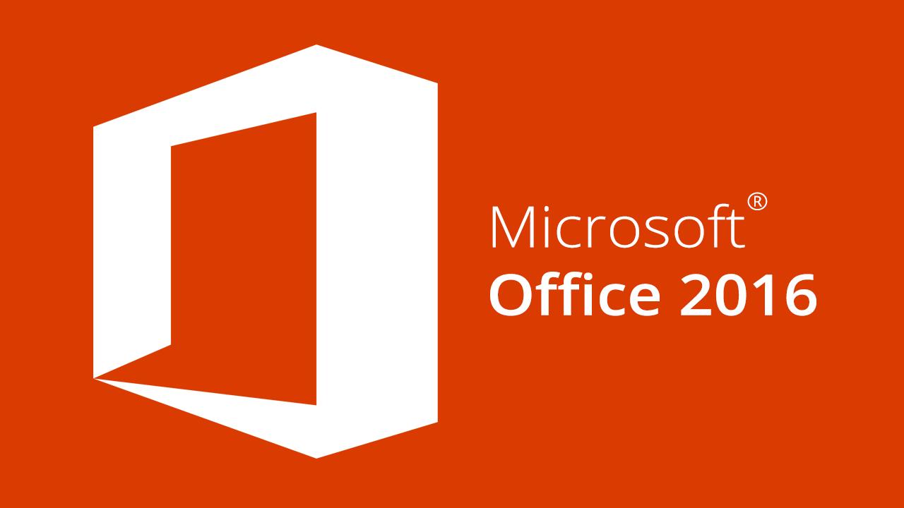 Microsoft Office 2016 Thuisgebruik & Zelfstandigen 1PC WIN Image